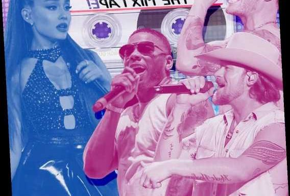 The MixtapE! Presents Ariana Grande, Nelly, Florida Georgia Line and More New Music Musts