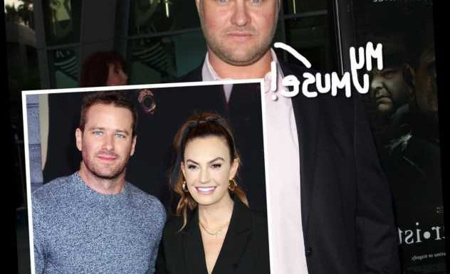 WTF?! Home Improvement's Zachery Ty Bryan Plagiarized Armie Hammer's Divorce Statement Prior To His Domestic Violence Arrest!