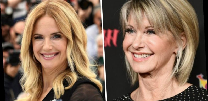 Olivia Newton-John discusses late Kelly Preston's 'private journey' with breast cancer