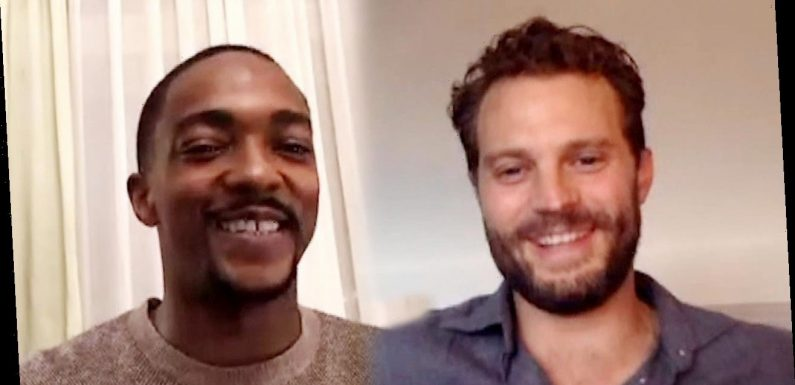 Anthony Mackie on 'Falcon and Winter Soldier' and Chadwick Boseman
