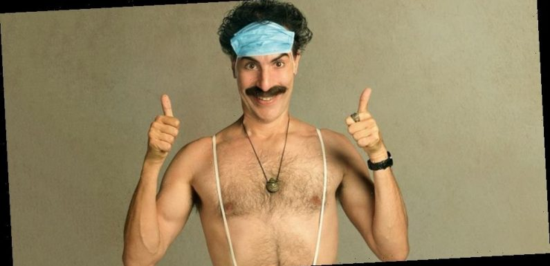 Sacha Baron Cohen Gets Political in 'Borat: Subsequent Moviefilm' Trailer