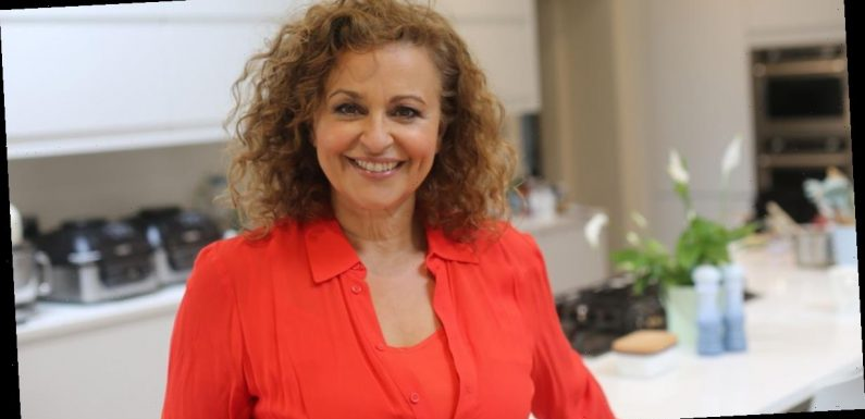 Loose Women's Nadia Sawalha shows off hair transformation after daughter cuts her a fringe