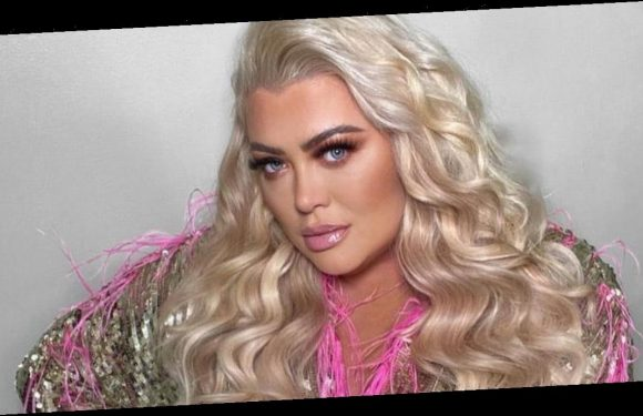 Gemma Collins fans compare her to Marilyn Monroe as she shares stunning pics
