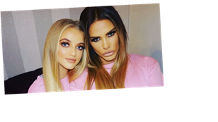 Katie Price tells trolls to 'stop judging' as she's criticised over daughter Princess' makeover
