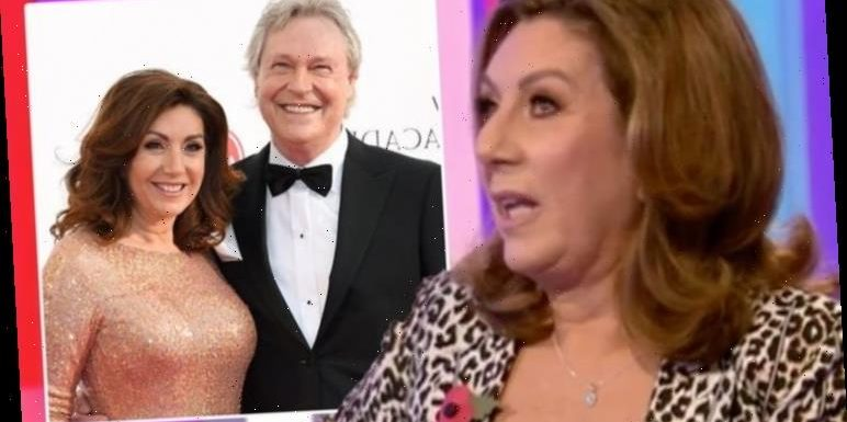 Jane McDonald feared partner Eddie 'wouldn't like her' in lockdown: 'What if this is it?'