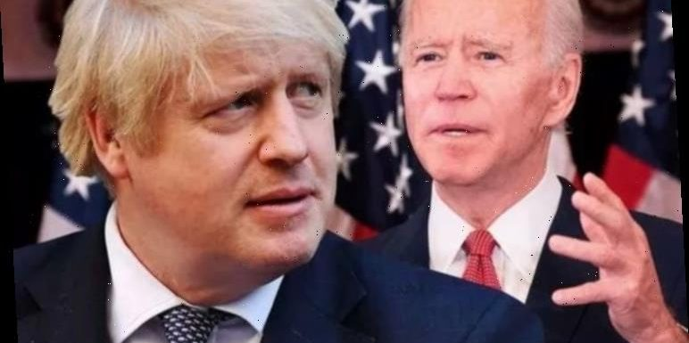 Brexit bombshell: US-UK deal not happening 'anytime soon' due to Biden's 'Johnson issues'