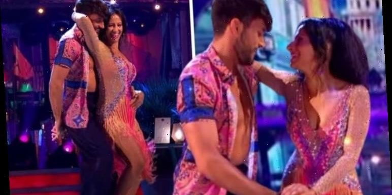 Ranvir and Giovanni's Strictly Come Dancing 'intimate' performance was almost 'X-rated'