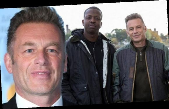 Chris Packham apologises for 'rude' moment behind scenes on Springwatch 'It's tedious'