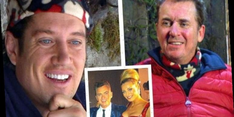 Shane Richie's family share busty snap of I'm A Celebrity co-star Vernon Kay's wife Tess