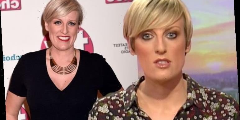 Steph McGovern apologises for 'self-indulgence' as she appears in bus stop ads 'Stuff it!'