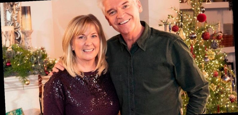 Phillip Schofield says marriage is 'a work in progress' after coming out as gay