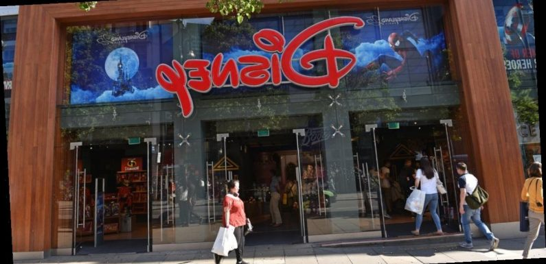Disney Store is running a flash sale and you can get 60% off toys