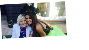 Jess Wright shares heartfelt tribute to Nanny Pat on what would have been her 85th birthday