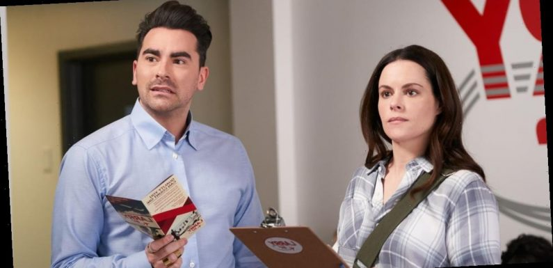 10 Stevie and David Moments From Schitt's Creek That Have Our Warmest Regards