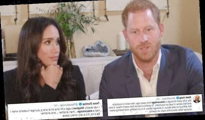 Fans share outpouring of love with Meghan Markle and Prince Harry