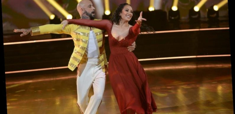 'Dancing With the Stars': AJ McLean's Elimination Wasn't His Fault