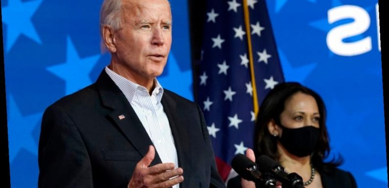 """Joe Biden Urges Calm And Patience In Vote Count: """"The Process Is Working"""""""