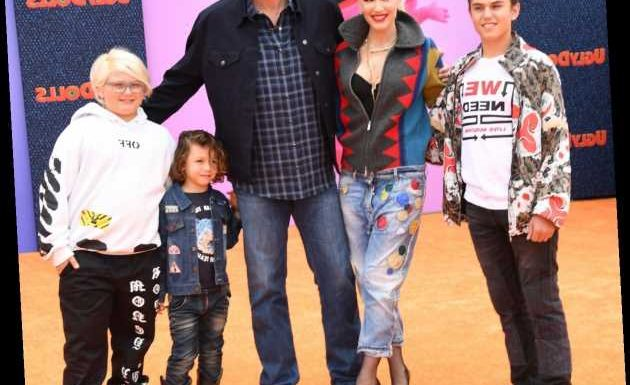 Blake Shelton Reportedly Included Gwen Stefani's Boys In His Proposal Plans 'Every Step of the Way'