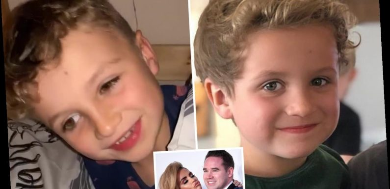 Katie Price's ex Kieran Hayler horror as she shaves son Jett's curls off without telling him