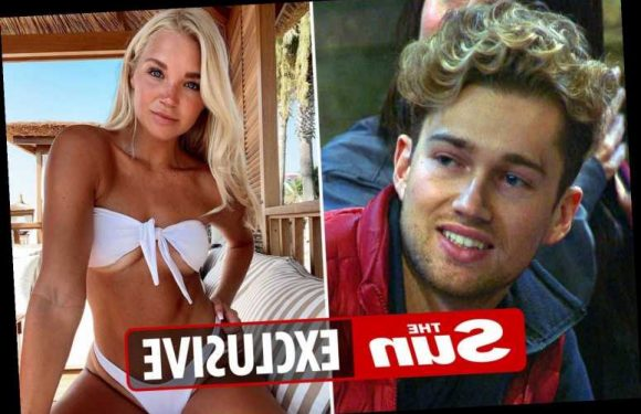 I'm A Celeb star AJ's girl Abbie says 'nation is obsessed' with his bum
