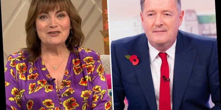 Lorraine Kelly and Piers Morgan urge government to 'do the right thing' and cancel Christmas