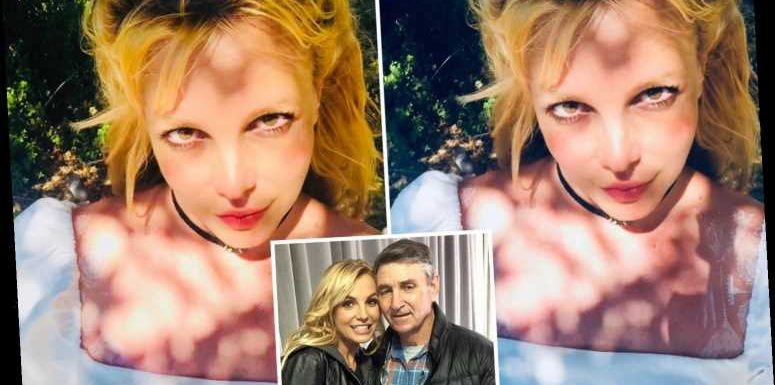 Britney Spears jokes she looks like a 'vampire' in 'wicked' new snaps as conservatorship battle rumbles on – The Sun