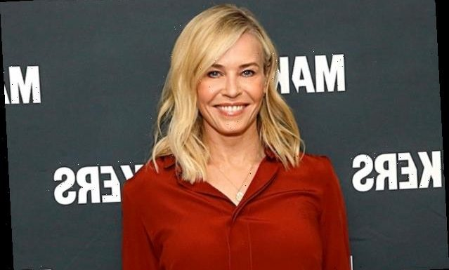 Chelsea Handler's Breasts Get 'I Voted' Treatment in Election Day Video
