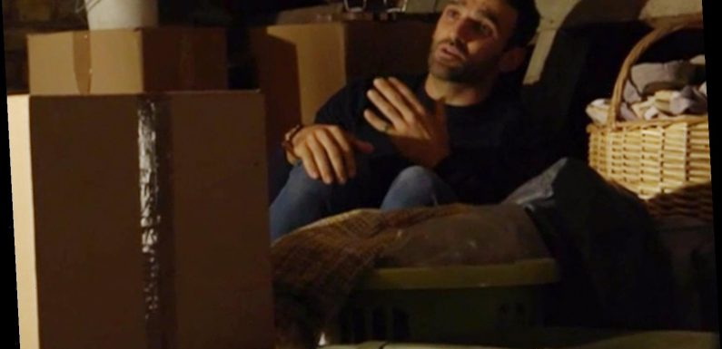EastEnders fans in hysterics as Kat finds out Kush is hiding in Whitney's attic