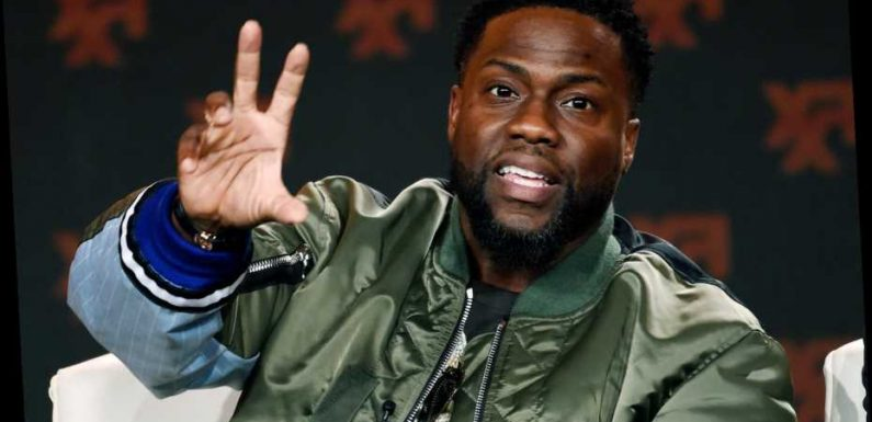 Kevin Hart Preps New Netflix Stand-Up Special