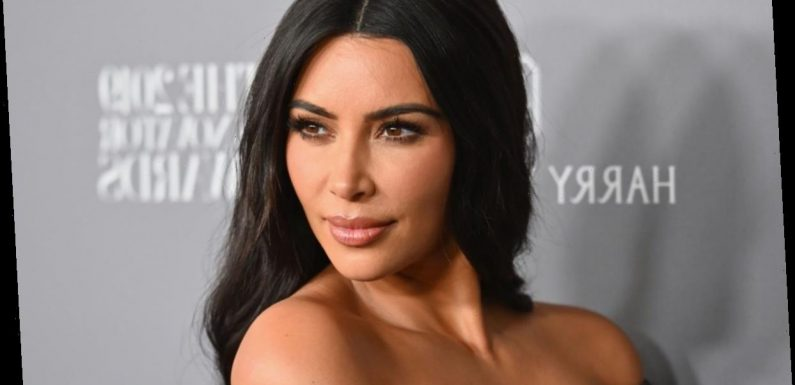 Kim Kardashian West Perfectly Sums Up All of 2020 In Latest Family Photo