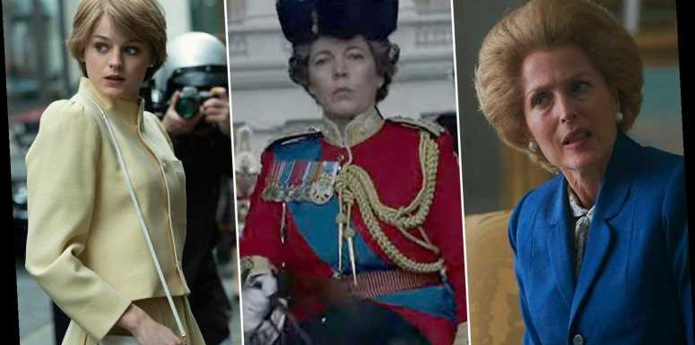 The Crown's most shocking season 4 moments: From Diana's bulimia to Andrew's sex scandals