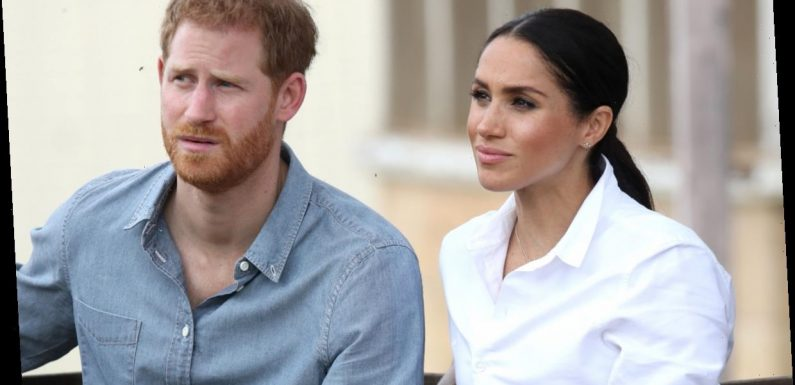 Prince Harry and Meghan Markle Reportedly 'Couldn't Care Less' As Their Popularity Ratings Take a Nose Dive