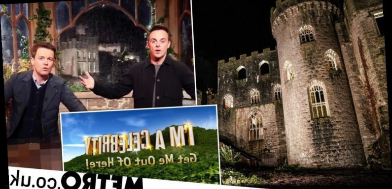 Ant and Dec share sneak peek inside castle ahead of I'm A Celebrity 2020 launch