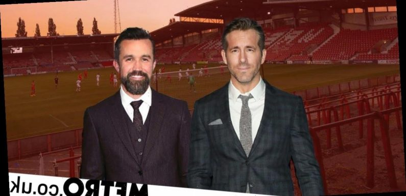 Ryan Reynolds and Rob McElhenney 'serious' about buying Wrexham AFC