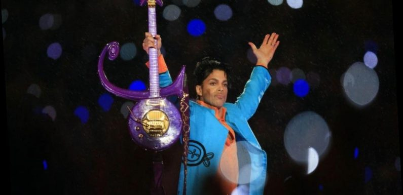 Prince Wanted It to 'Rain Harder' During His Super Bowl Halftime Show
