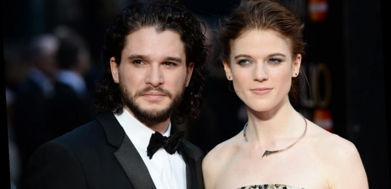 Kit Harington Fires Back at 'Offensive' Comments as He Is Spotted With Rose Leslie and Her Growing Baby Bump