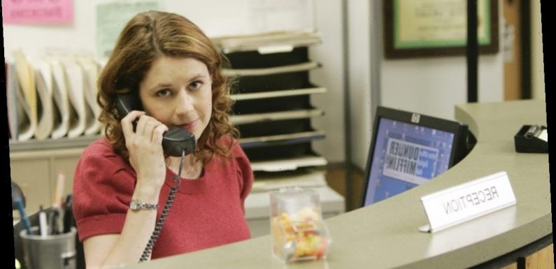 'The Office': Jenna Fischer Answers a Popular Fan Question About Pam Walking on Hot Coals
