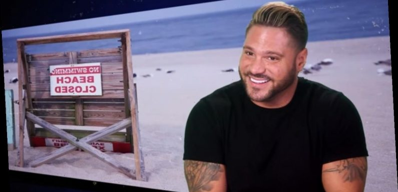Jersey Shore cast says Ronnie Ortiz-Magro is 'happy' and 'stable' after tumultuous relationship with Jen Harley