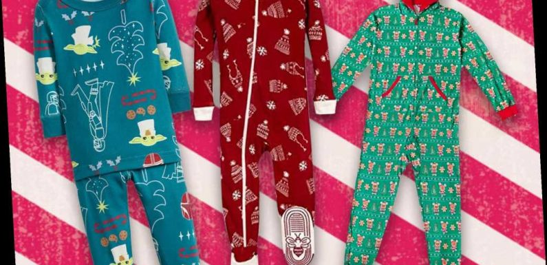 The best family Christmas pajamas of 2020 — 11 hilarious matching sets