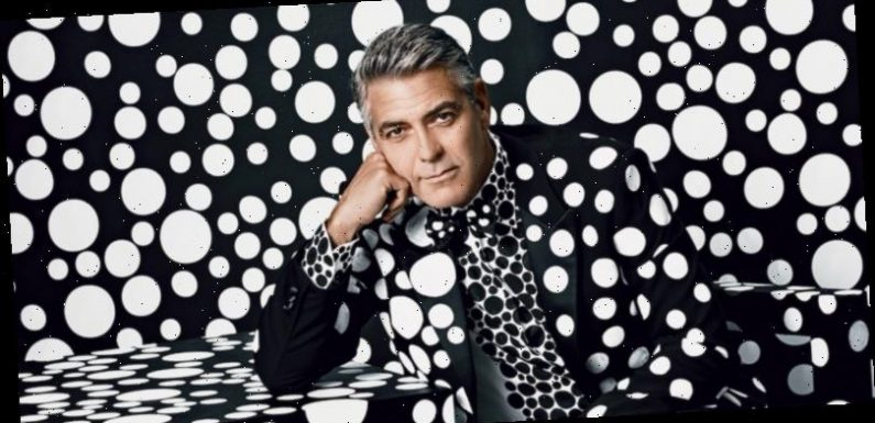 George Clooney Is a Little Bored With This Whole Acting Thing