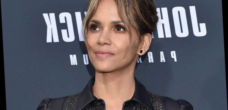 Halle Berry had her first orgasm at age 11