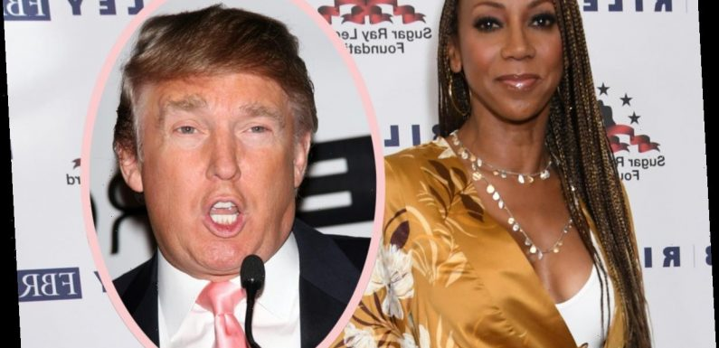 Holly Robinson Peete Confirms Donald Trump Called Her The N-Word On Celebrity Apprentice