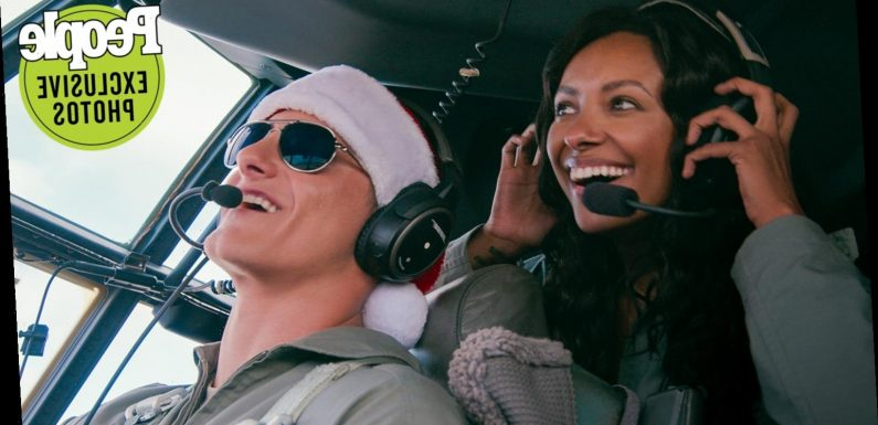 The Real-Life Humanitarian Mission Behind Netflix's Operation Christmas Drop: 'We Need This Positivity'
