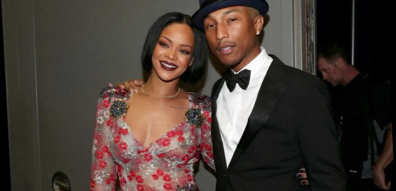 Pharrell Williams Says Rihanna Is 'from a Different World' As They Work on Her New Album