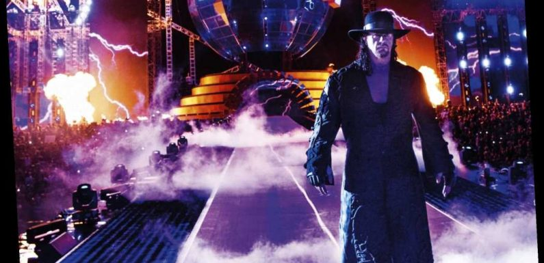 After 30 Years as 'The Undertaker,' WWE's Mark Calaway Ready for What's Next: 'It Went Really Fast'