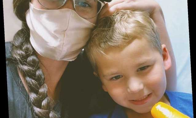 Jenelle Evans Asks for Prayers as She Reveals Her Son Kaiser, 6, Has an 'Infected Abscess in His Groin'