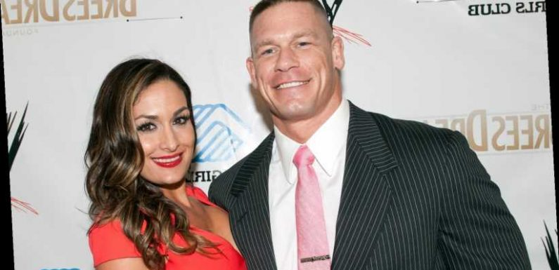 Nikki Bella reveals what ex John Cena did after she gave birth