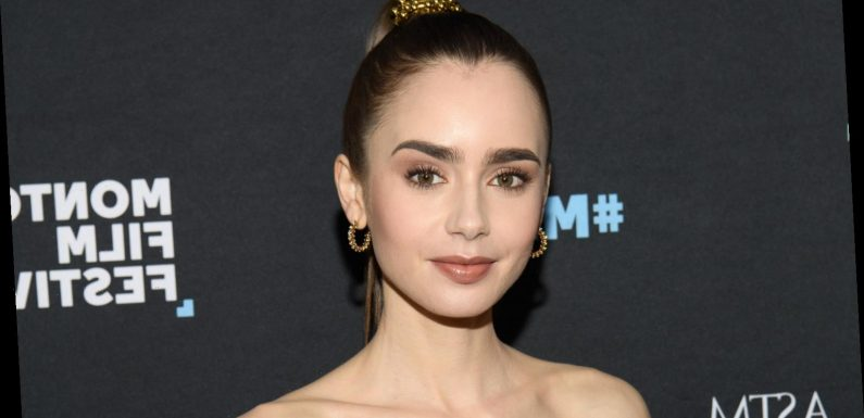 This Classic Disney Song Was Inspired By Actress Lily Collins
