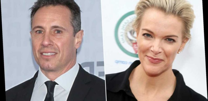 New podcaster Megyn Kelly and CNN's Chris Cuomo trade jabs on Twitter