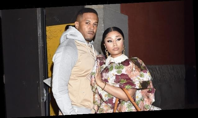 Nicki Minaj Reveals Her Newborn Son Loves Sleeping On Her Chest: I'm His 'Personal Lil Bed'